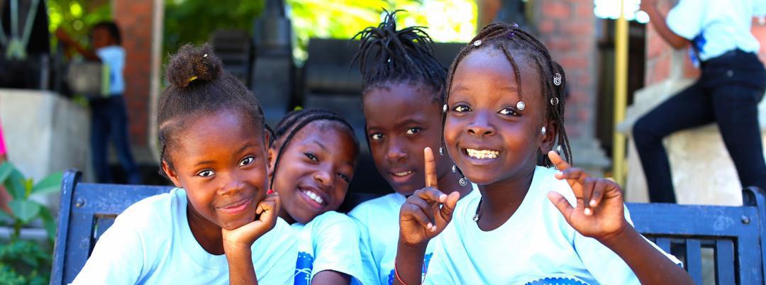 Faisons sourire les enfants